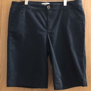 🆕 Addition Elle Sport Black Shorts Size 14 🆕